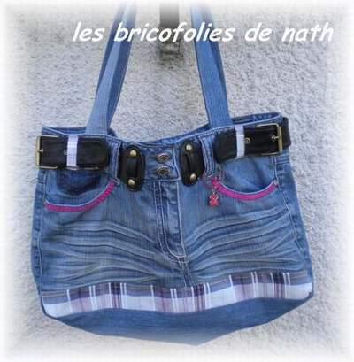 tuto sac en jean gratuit sac a main avec un jean sac a main jean paul fortin. Black Bedroom Furniture Sets. Home Design Ideas